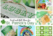 St. Patrick's Day Traditions / Creative Ideas and family traditions for making your St. Patrick's Day celebration meaningful.