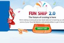 carnival cruise ships / by Sherri Wells