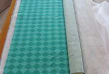 Quilt Laying It Out To QUILT