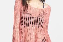 gehaakte trui
