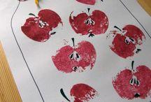 borcan cu mere