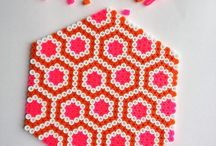 hama beads e schemi punto croce