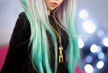 Nicolle`s Dreams doll