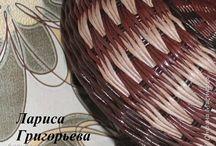 Postup pletení