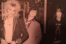 Hanoi Rocks/Mike Monroe /  Musaa