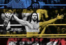 THE SHIELD♥♥♥ / my favourite WWE super stars... SETH ROLLINS, DEAN AMBROSE, ROMAN REINGS..! ❤❤❤