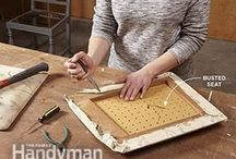 DIY home repairs and projects / Instructions and tutorials for home projects
