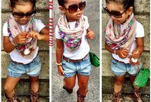 Girls style cute