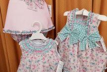 Bebek elbiseleri...