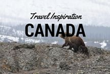 Canada Travel Inspiration / Hints and tips for your next trip to Canada