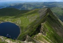 My places - Helvellyn.