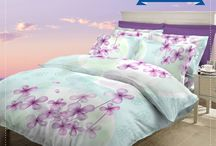 Valley of Flower Collection / The classic floral prints, Bombay Dyeing's way.