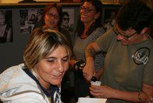 crowfknit cafè itinerante ROMA / le nostre seratine....... ! :)