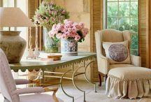 Прованс дизайн интерьера дома, квартиры в стиле, фото. / В данном разделе собраны фото проектов комнат в стиле Прованс, как для квартиры так и дома