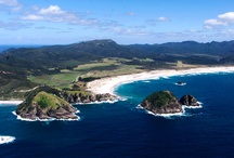 Great Barrier Island / Home away from home, childhood memories