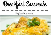 Killer Casseroles / I love a good casserole! Family friendly, easy and comforting. Perfect for weeknight dinners.