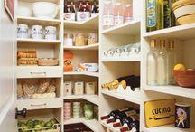 MATKÄLLAREN / Inspiration till hur man skapar bästa matkällaren och skafferiet