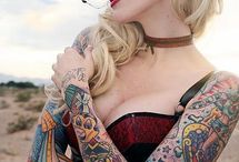 Inked / by Critty Howard