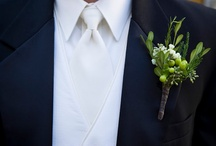 boutonnieres for buttton holes / by lillie's flowers for weddings and celebrations