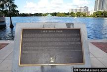 Lake Eola Park - Orlando