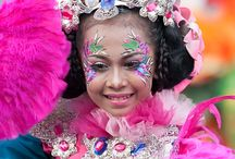 Carnivals/festivals worldwide  / by Jinnel Lievano