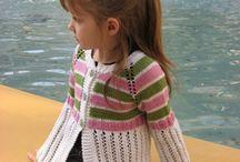 Girl ravelry sweater