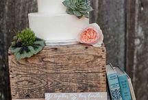 """Amore """"succulento"""" / Tutte le decorazioni che mi piacerebbe avere per il matrimonio a tema piante grasse e succulente"""