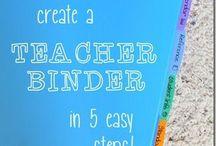 Raccoglitore Per Insegnanti