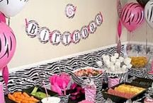 Red carpet Birthday Party Ideas / Birthday party ideas for teenager