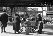 Street Scenes, New York