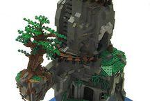 Lego / by Elizabeth Turcotte-Zeesman