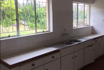 MOOIBERG / Windows Doors Tiles Kitchen layouts Small bathroom  Stoep  Verandah
