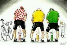 1 sepeda kartun