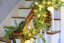 Stairways for Christmas  / by Kelly King