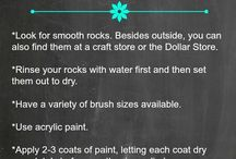 diy rock craft