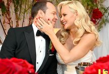 ♥ Jennie & Donnie / Jenny McCarthy and Donnie Wahlberg were married last weekend in a beautiful wedding outside of Chicago! Here are some pics from the day! Big BW congrats to the happy couple! / by Bianca Weddings & Events