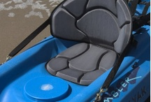 Basic Kayak Seat / ComfyKayak.com offers paddlers a range of products for kayaking comfort, including basic kayak seats, including the ECO #9 Seat from Skwoosh, the ActionSport Kayak Seat from Watersport Warehouse, the EZ Kayak from Seattle Sports or the quality-constructed GTS Sport from Surf to Summit.