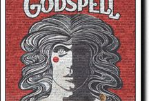 Godspell / (Music and Lyrics by Stephen Schwartz - Book by John Michael Tebelak) Based on the Gospel according to Matthew, and written by the composer of Wicked, Pippin, and Children of Eden, Godspell features a troupe of eccentric and comedic players … and JESUS … who teach his lessons in our modern age through parables, games, and tomfoolery. Even after the haunting crucifixion, the Gospel message of kindness, tolerance and love lives vibrantly on.