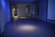 Gallerie d'arte  / Realizzazione di rivestimenti in cemento con i cementizi Ercole e Microbond