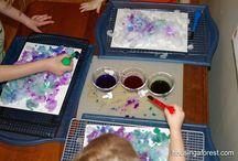 Homeschool: Art