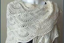 Šatky -shawl