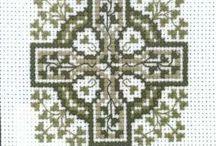 tradicional cross stitch