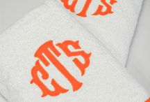 Monograms / We have been creating beautiful monograms for over 35 years and still find the art of fine monograms inspiring.