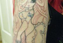 tattoos / by Scott Weiner