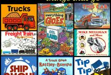 Thomas & Friends Resources / Activity ideas, booklists, and related transportation resources for fans of Thomas & Friends #kids #trains #transportation #crafts #preschool #pbskids  / by WXXI Education