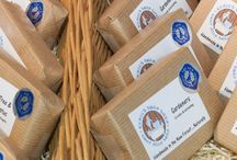 Producers / If you buy food products and crafts bearing the New Forest Marque®, you will not only be supporting the local economy and New Forest producers, but also reducing the impact that food production has on the environment.  With so many delicious, top quality products available on the doorstep, there is no need to buy food which has travelled thousands of miles or which uses so much unnecessary packaging.