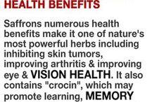 Saffron Health Benefits