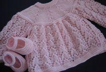 layette - tricot bébé