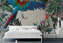 Wallpaper Behang