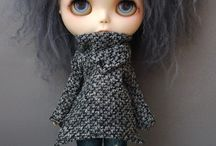 Blythe Dolls / Creepy and collectible / by Julie Abbamondi